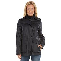Women's Braetan Hooded Military Anorak Jacket