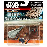 Star Wars: Episode VII The Force Awakens Micro Machines 3-pk. The First Order Attacks Vehicle Pack by Hasbro