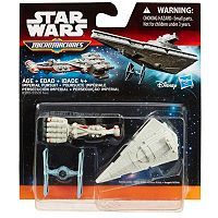 Star Wars: Episode IV A New Hope Micro Machines 3-pk. Imperial Pursuit Vehicle Set by Hasbro