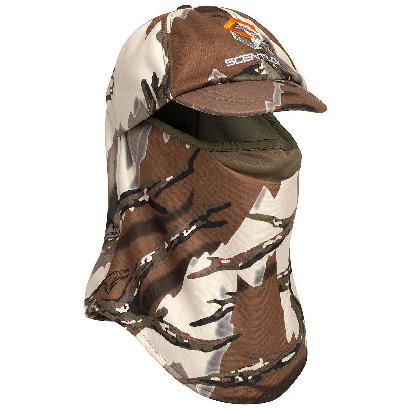 Men's Scent-Lok Full Season Ultimate Headcover, Grey Other