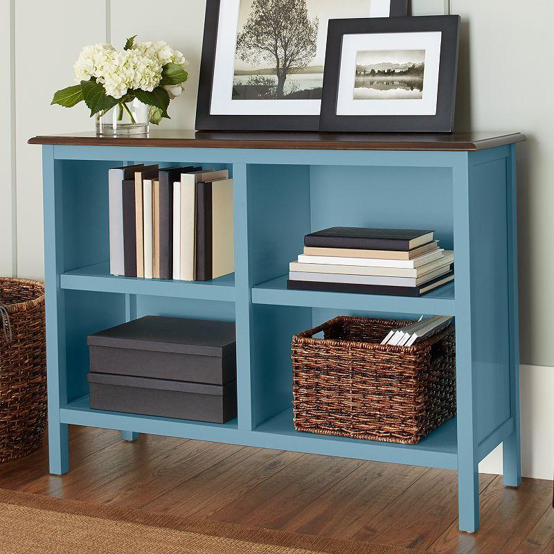 Cascade 4-Shelf Bookcase