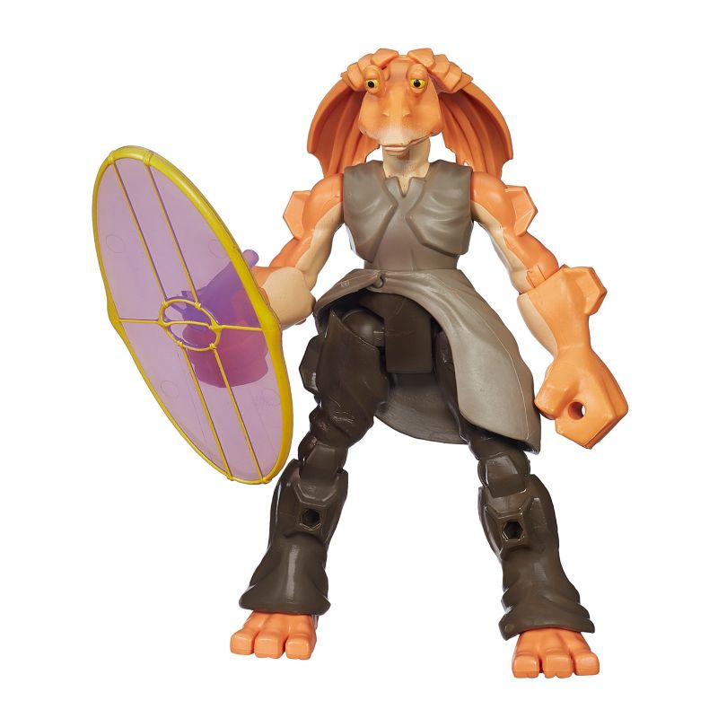 Star Wars: Episode I The Phantom Menance Hero Mashers Jar Jar Binks Figure by Hasbro () 82607729