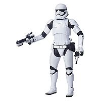 Star Wars: Episode VII The Force Awakens The Black Series 6-in. First Order Stormtrooper Figure by Hasbro