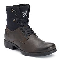 XRay Pike Men's Faux Shearling Boots