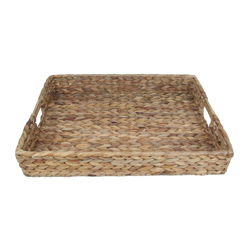 Bobby Flay™ Home 18-in. Rectangular Hyacinth Serving Tray