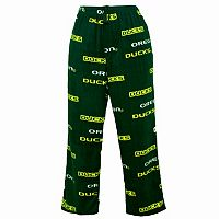 Men's Oregon Ducks Façade Fleece Lounge Pants