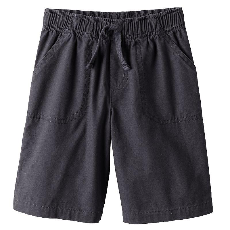 Boys 4-7x Jumping Beans® Canvas Shorts
