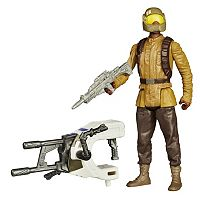 Star Wars: Episode VII The Force Awakens 3.75-in. Space Mission Resistance Trooper Figure by Hasbro