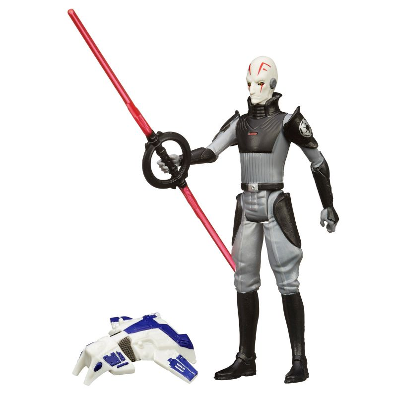 Star Wars Rebels 3.75-in. Space Mission The Inquisitor Figure by Hasbro () 19635137