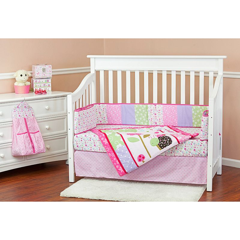 Dream On Me Spring Time 5-pc. Crib Bedding Set