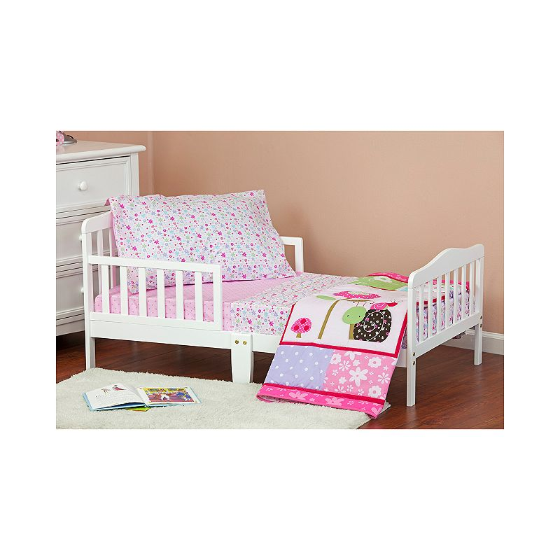 Dream On Me Spring Time 4-pc. Toddler Bedding Set