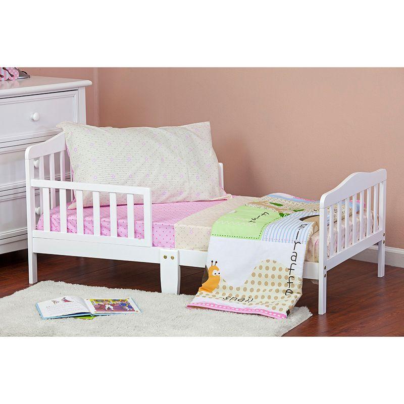 Dream On Me Jungle Friends 4-pc. Toddler Bedding Set