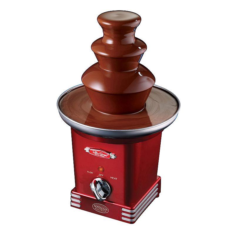 Nostalgia Electrics Retro Series Chocolate Fountain