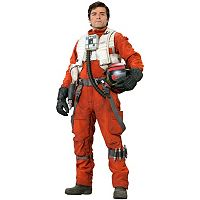 Star Wars: Episode VII The Force Awakens Poe Dameron Cardboard Cutout by Advanced Graphics