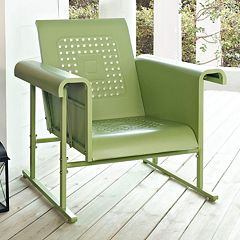 Crosley Outdoor Veranda Single Glider Chair by