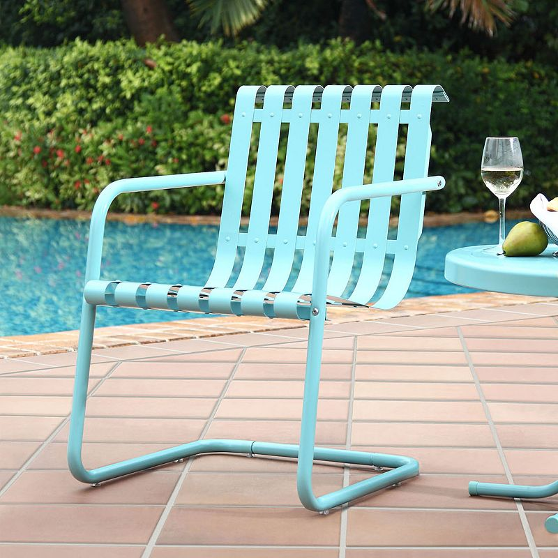 Crosley Outdoor Gracie Retro Spring Chair