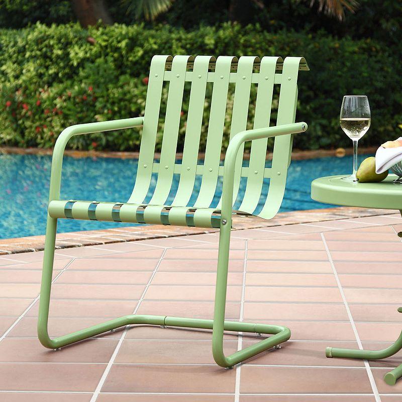 Crosley Outdoor Gracie Retro Spring Chair