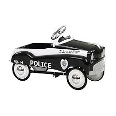 Click here to buy Pacific Cycle Police Pedal Car.