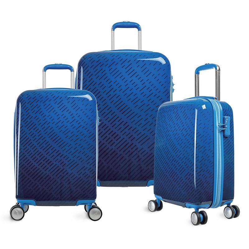 Olympia T-Line Gam 3-Piece Hardside Spinner Luggage Set