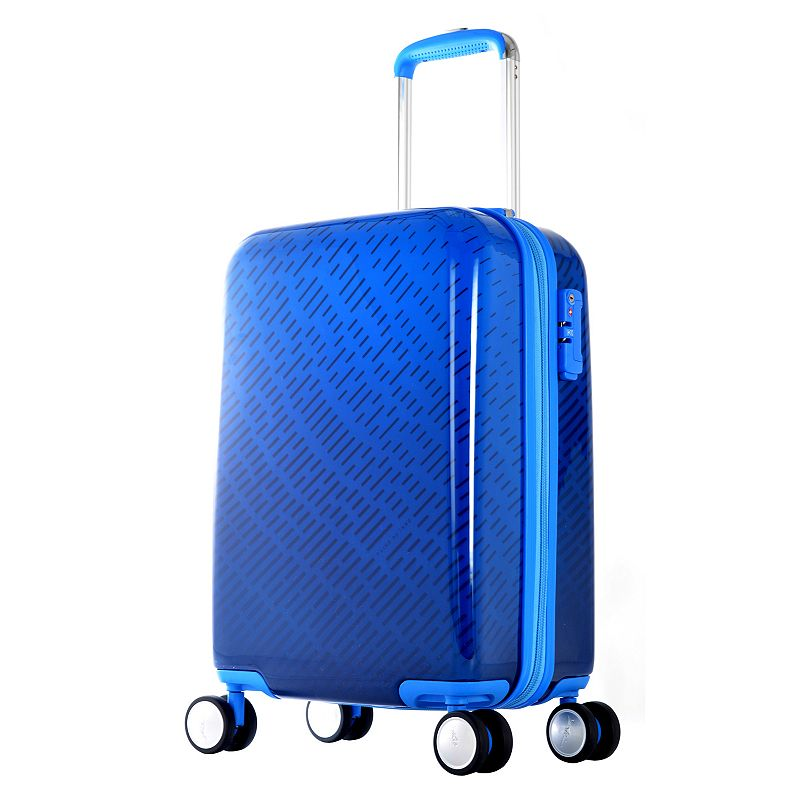 Olympia T-Line Gam 21-Inch Hardside Spinner Luggage
