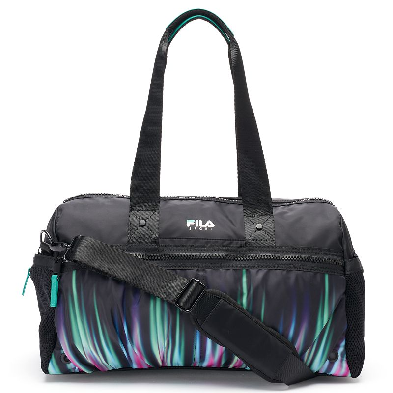 FILA SPORT® Abstract Lights Duffle Bag