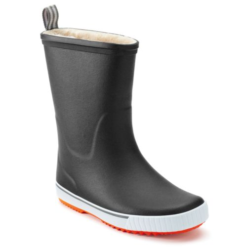 Perfect Women Rain Boots Rubber Short Waterproof Casual Ankle Shoes Outdoor