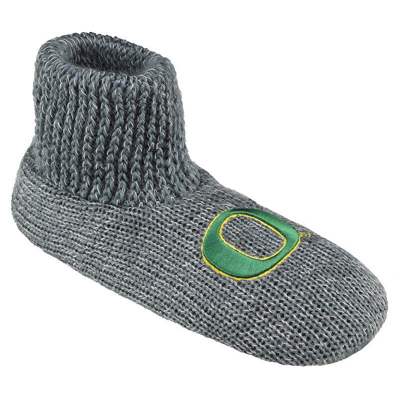 Men's Oregon Ducks Slipper Socks