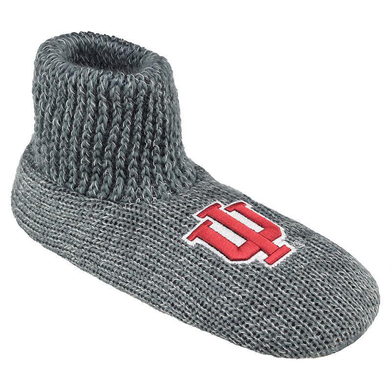 Men's Indiana Hoosiers Slipper Socks