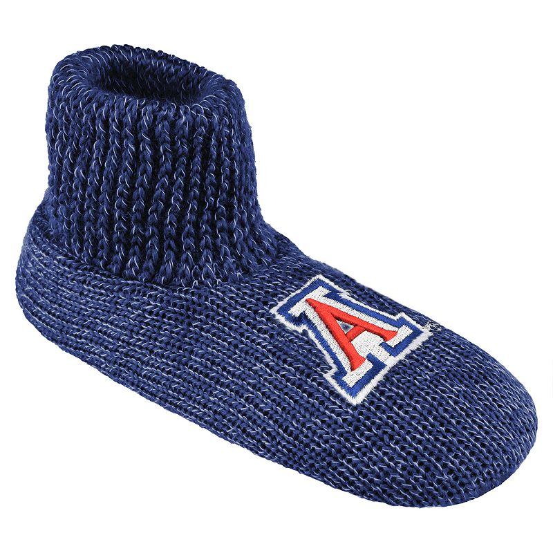 Men's Arizona Wildcats Slipper Socks