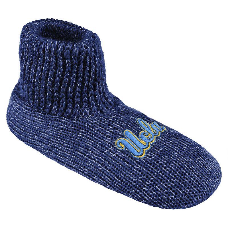 Men's UCLA Bruins Slipper Socks