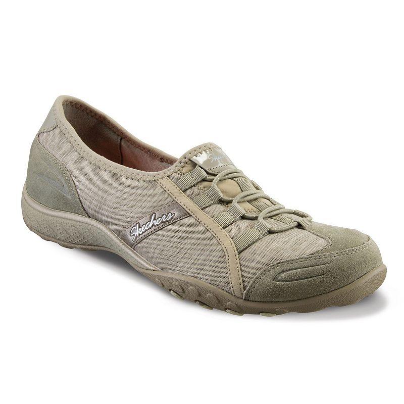 Skechers Breathe Easy Pretty Lady Women's Slip-On Shoes
