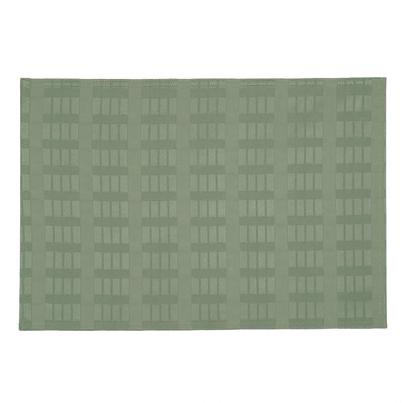 Food Network™ Empire Stain-Resistant Microfiber Reversible Placemat