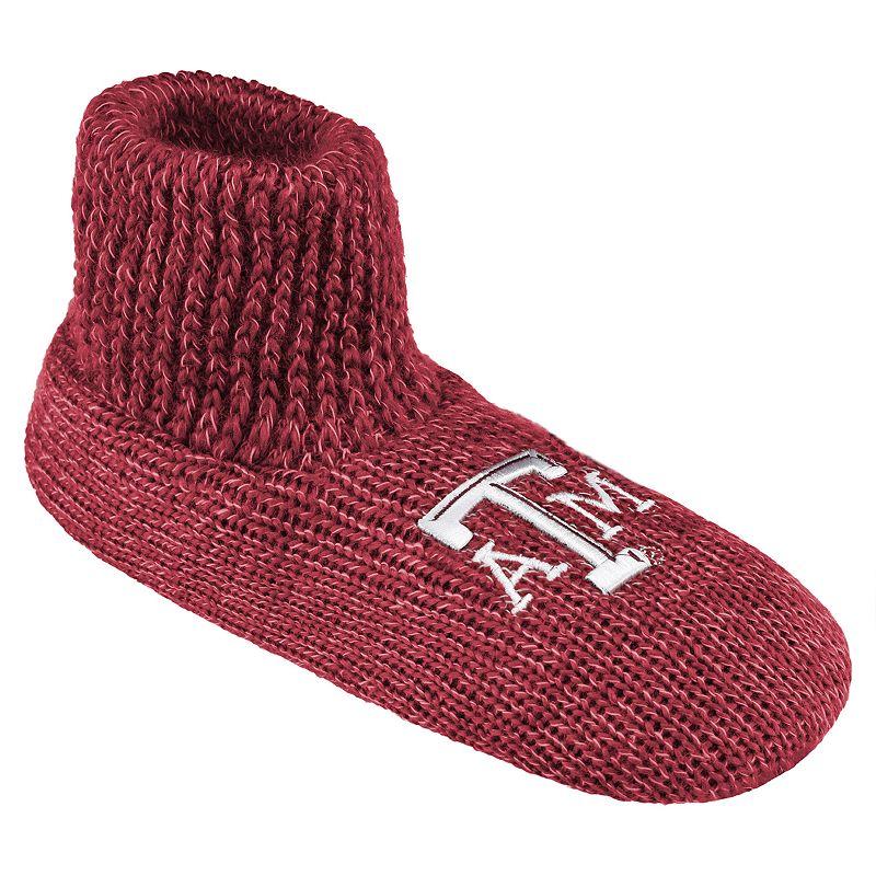 Men's Texas A&M Aggies Slipper Socks