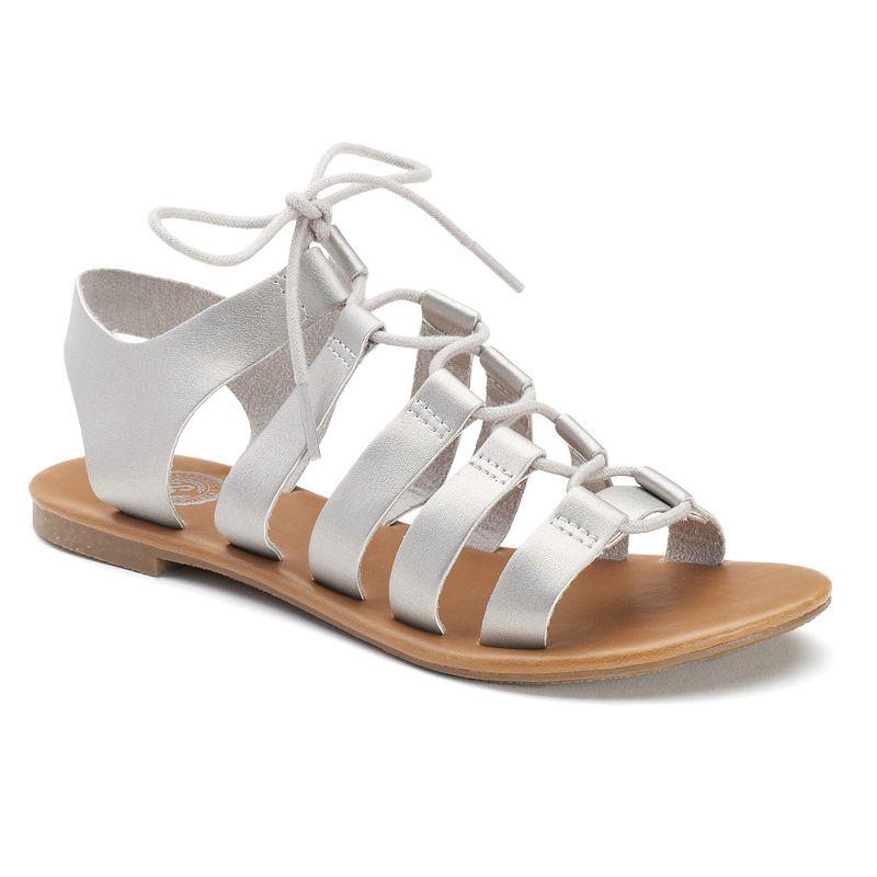 SO® Women's Gladiator Sandals