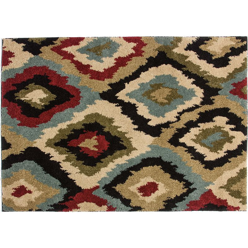 Infinity Home Avenue Bliss Ikat Rug