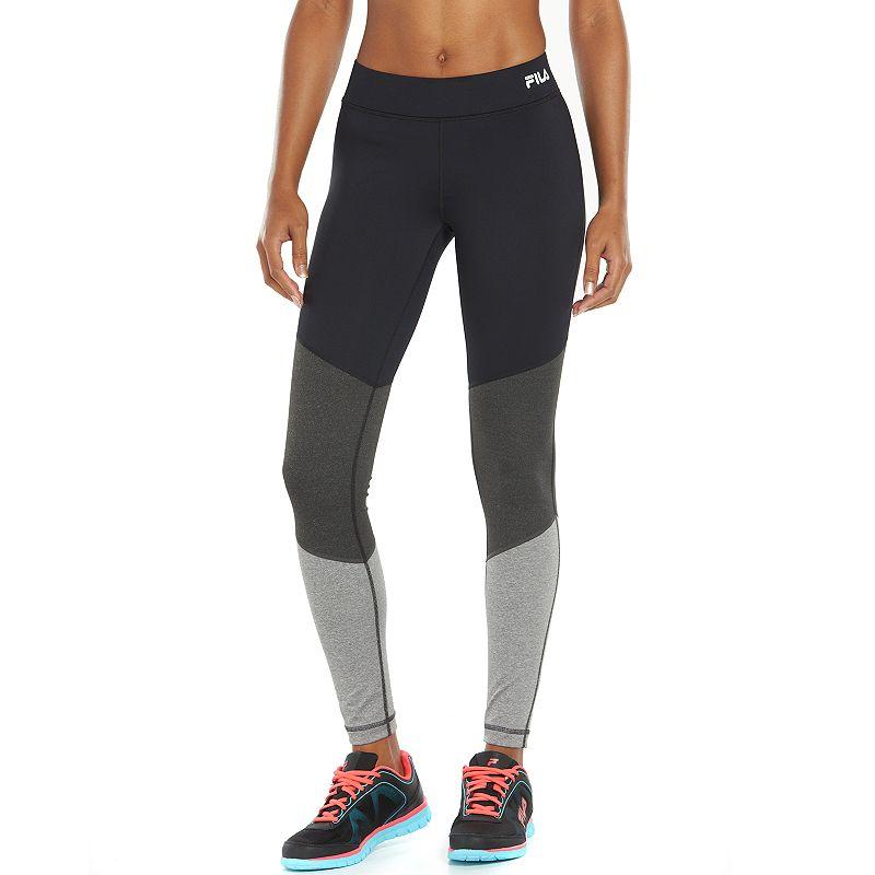 Women's FILA SPORT® Colorblock Workout Leggings
