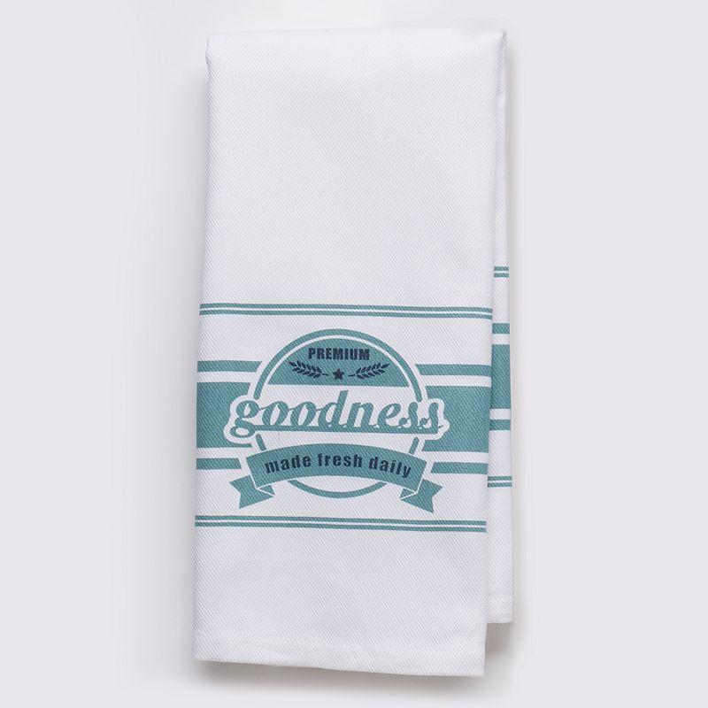 Food Network Goodness Flat Woven Kitchen Towel