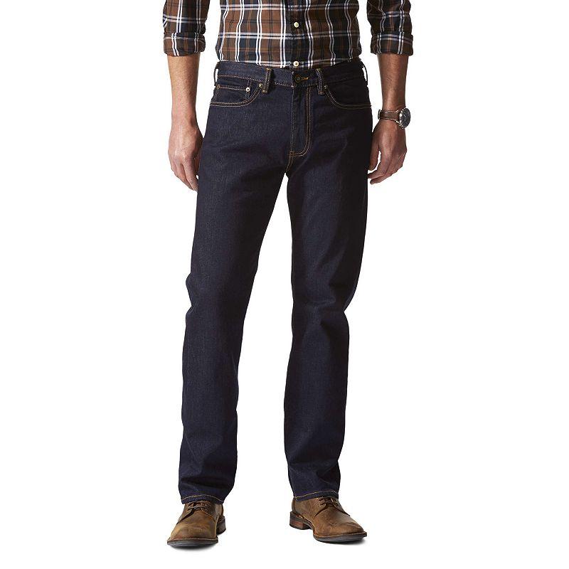 Men's Dockers® 5-Pocket Straight Stretch Jeans