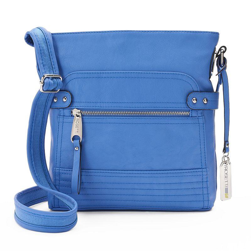 Rosetti Halifax Solid Crossbody Bag