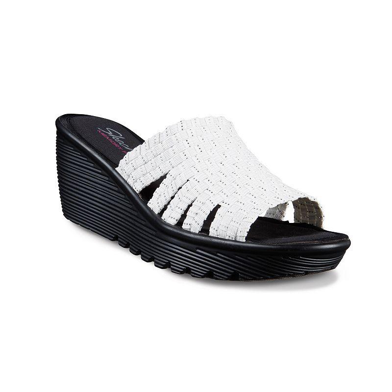 Skechers Parallel Milk & Honey Women's Wedge Sandals