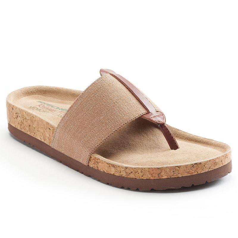 Skechers Granola Shimmer Chic Women's Thong Sandals
