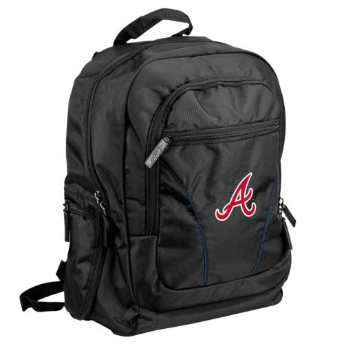 Logo Brand Atlanta Braves Stealth Backpack