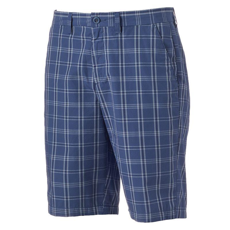 Men's Apt. 9® Modern-Fit Plaid Shorts