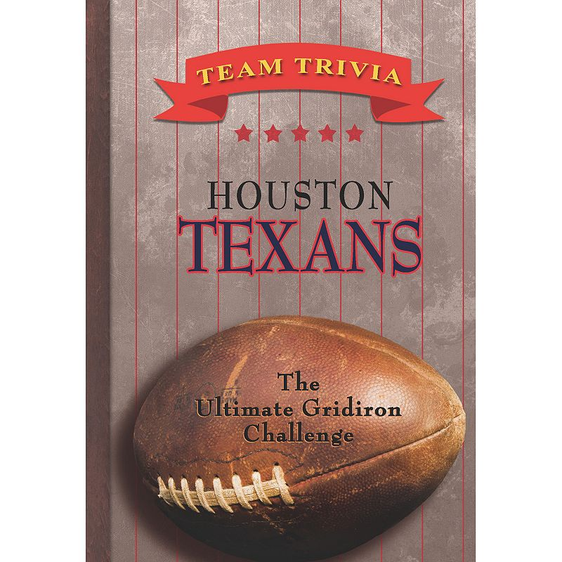 Houston Texans Team Trivia Book
