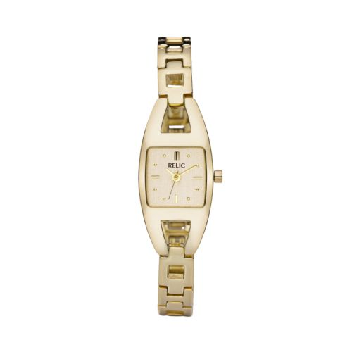 Relic Elaine Gold Tone Stainless Steel Watch - ZR33504 - Women