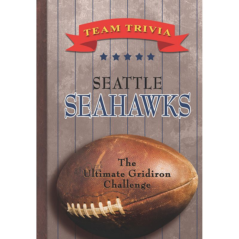 Seattle Seahawks Team Trivia Book