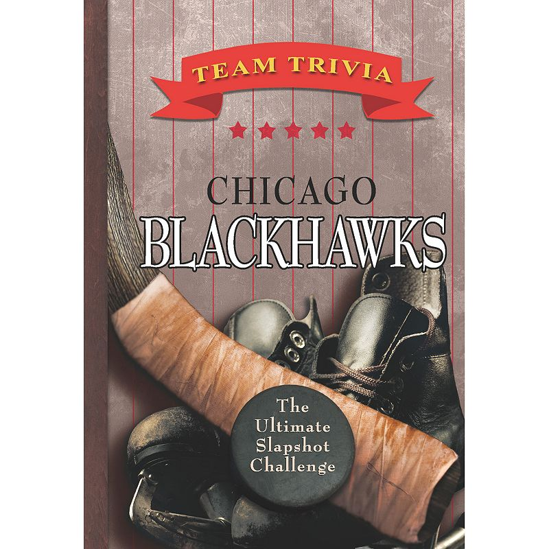 Chicago Blackhawks Team Trivia Book