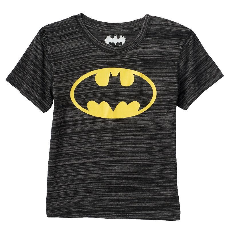 Boys 4-7 DC Comics Batman Space-Dye Tee
