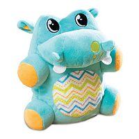 Kiddopotamus Jiggypotamus Plush Toy