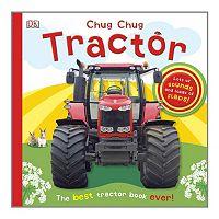 Chug Chug Tractor Book
